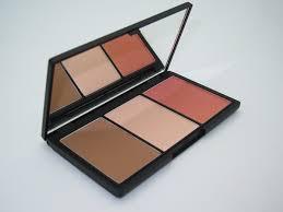 sleek makeup face form contouring and