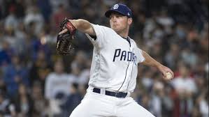 Robbie Erlin simply keeps rolling out of pen - The San Diego Union-Tribune