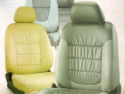leather pvc custom made cushion car