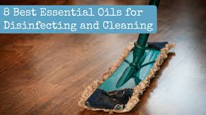 8 best essential oils for disinfecting