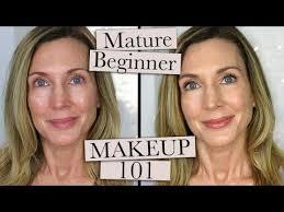 beginner makeup for women who