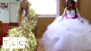 say yes to the dress vs gypsy brides