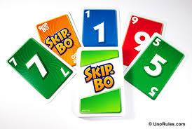 skip bo rules uno rules
