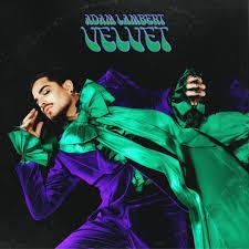 Adam Lambert - Velvet - CD – Adam Lambert's World Store