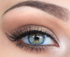 neutral makeup for blue eyes saubhaya