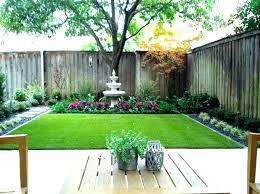 small garden ideas on a budget backyard