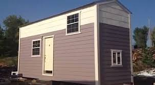 live in a tiny house on wheels