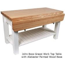 john boos grz6036 grazzi work table