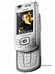 Samsung D428 (SGH-D428) - Celulares.com ...