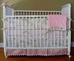 new on custom crib bedding