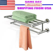 stainless steel plastic towel rail