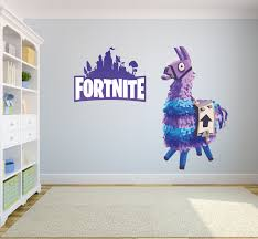 Fortnite Video Game Play Gamers Battle Decors Wall Sticker Art Design Decal For Girls Boys Kids Room Bedroom Nursery Kindergarten House Fun Home Decor Stickers Wall Art Vinyl Decoration 12x20 Inch