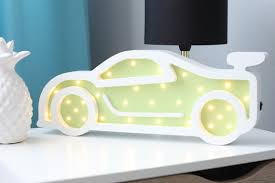 Baby Night Light Wooden Lamp With Led Lights For Kids Room Etsy