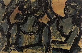 Lester Johnson - Art - Searching For The Motherlode - Motherlode.TV