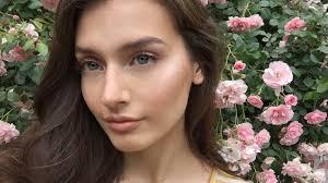 no makeup makeup tutorial ft glossier