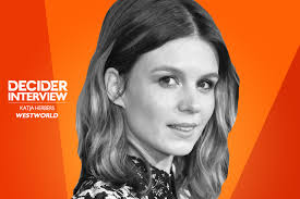 "Westworld' Star Katja Herbers Explains If She's ""Grace"" or ""Emily"" 