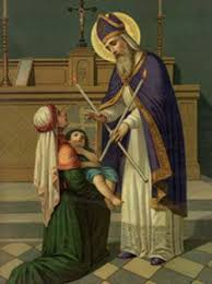 Image result for Image of St. Blaise