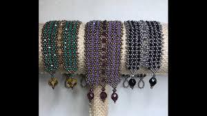 interlace bracelet with a little