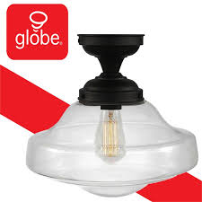 globe electric 65849 lucerne 1 light