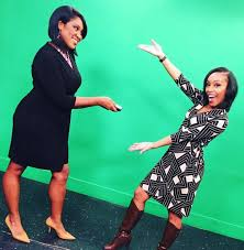 THE APPRECIATION OF BOOTED NEWS WOMEN BLOG : 13NEWSNOW'S IISHA SCOTT BRINGS  US BACK TO VIRGINIA