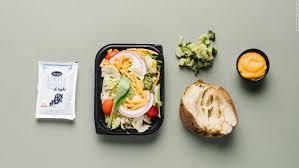 menu picks by a nutritionist