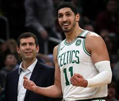 Enes Kanter looking to inspire more than his Celtics teammates ...
