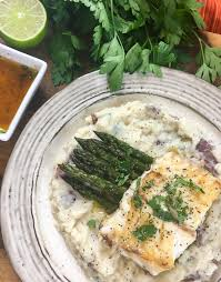 Pan Seared Grouper with Lime Butter ...
