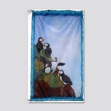 Puffins Wall Decals Cafepress