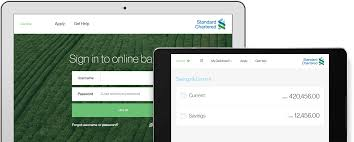 Fresh new face of online banking | Standard Chartered