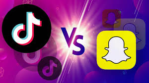 tiktok vs snapchat a guide for marketers