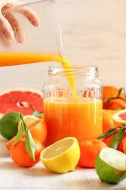 homemade anti aging citrus juice recipe