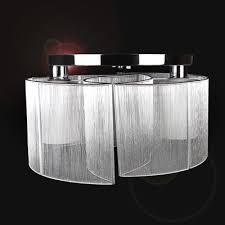 qoo10 modern semi flush mount ceiling