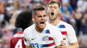 Who is Aaron Long: The late bloomer who has become the anchor of the USMNT  defense | Goal.com