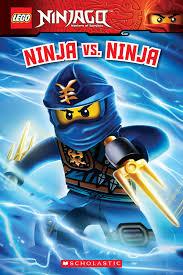 LEGO Ninjago: Ninja vs Ninja (Reader #12) eBook by Kate Howard ...