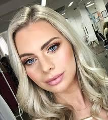 hollie noelle make up hair makeup