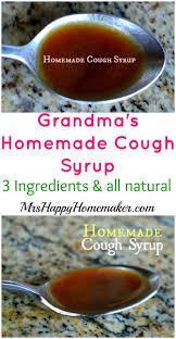 grandma s homemade cough syrup 3