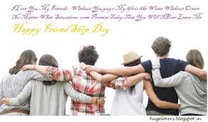 huge lovers quotes friendship day