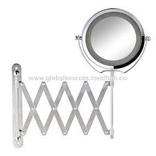china wall mounted makeup mirror from