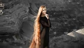 بالصور قصة علياء صاحبة أطول شعر في العالم ر