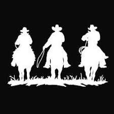 Western Decals Wild West Living