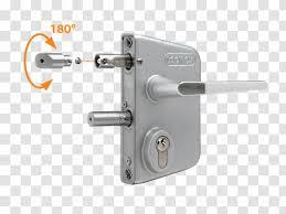 Lock Gate Latch Dead Bolt Fence Hardware Accessory Transparent Png