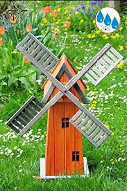silver metallic windmill