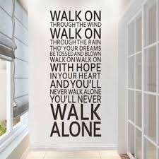 Inspirational Quotes Wall Stickers Home Decal Vinyl Art For Room Decoration Ynwa Ebay