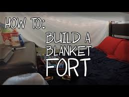 How To Build A Fort Youtube