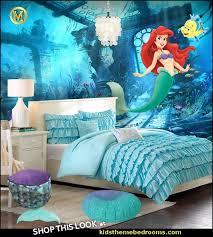 Decorating Theme Bedrooms Maries Manor Little Mermaid Ariel Theme Bedroom Mermaid Decor Disney The Little Mermaid Decor Mermaid Bedroom Decor Ariel Themed Disney Princess Ariel Furniture