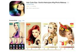 the best change your hair color apps of