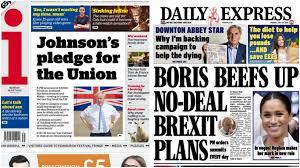 Prime Minister Boris Johnson dominates ...
