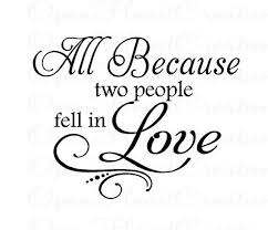 Pin By Open Heart Creations On Open Heart Creations Wall Decals People Fall In Love Wall Quotes Quotes