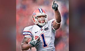 All eyes on Gators' Percy Harvin