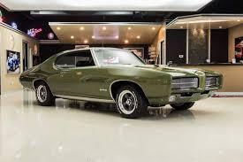 1969 pontiac gto muscle car facts